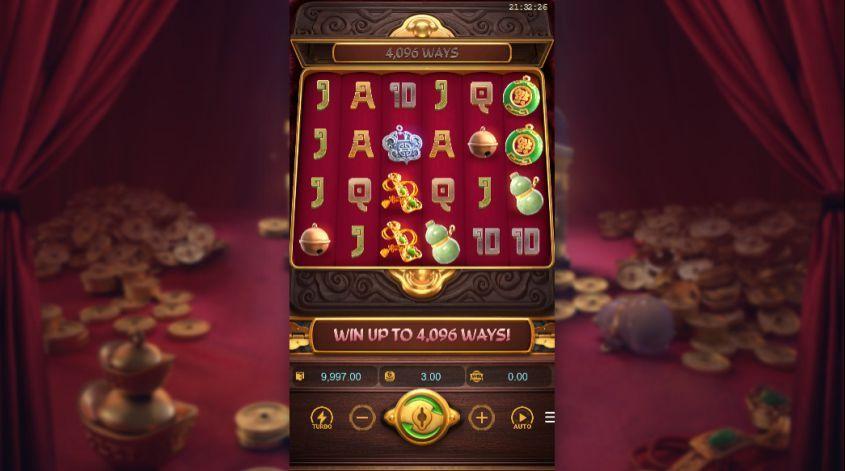 ลุ้นโชคไม่รู้จบกับเกมสล็อตออนไลน์ Jewels of Prosperity